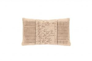 Downton Abbey Kitchen Inventory Pillow