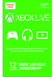XBox Live and PlayStation Plus Cards