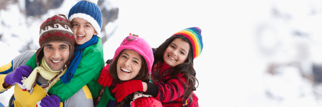 Winter & Clothing Accessories for the Holidays