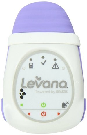 Levana Oma Clip-On purple