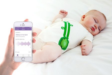Mimo Smart Infant Monitor