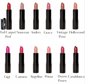 Painted Earth Lipsticks 1