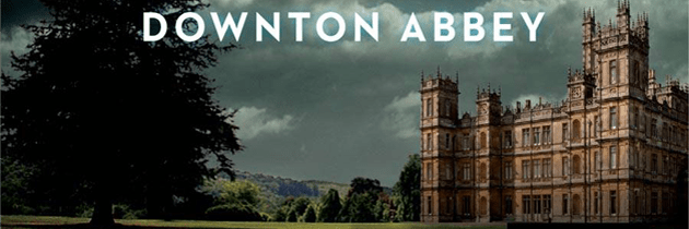 A Downton Abbey Home