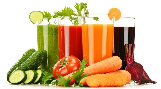 Juicing for a Healthy Sound Body