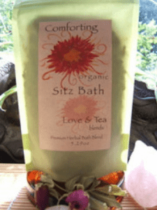 love and tea company sitz bath