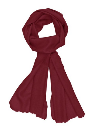 scarf in Marsala