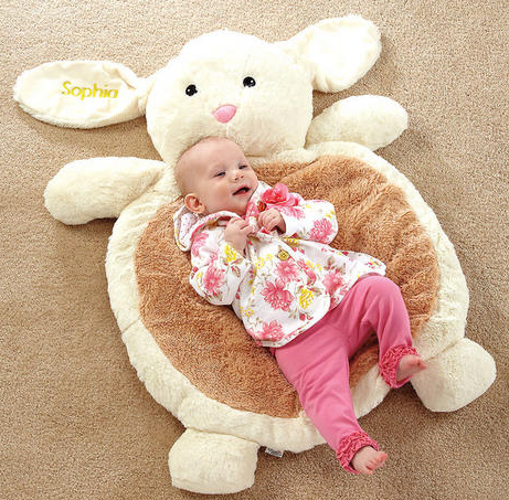 Floor Pillows For Baby : 6 East-citing Ideas for your Kiddo s Easter Gifts