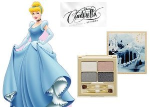 Disney Cinderella Midnight Hour Eye Shadow Palette Collection