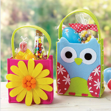 Easter Springtime Treat Bags