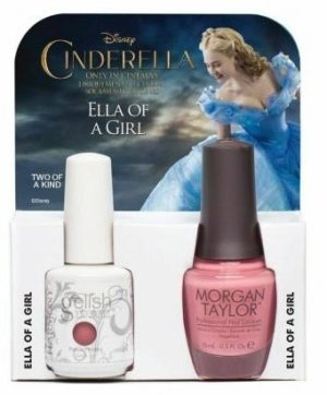 Harmony Gelish - Two of a Kind - Ella of a Girl - Cinderella Collection Spring 2015