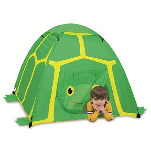 Melissa & Doug Sunny Patch Tootle Turtle Tent