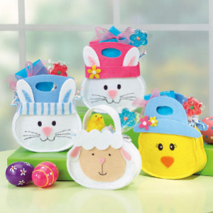 Sweet Treat Mini Easter Baskets