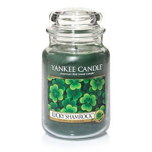 Yankee Candle St. Patrick's Day Lucky Shamrock