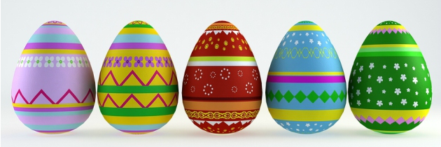 5 Must-Try Easter Egg Crafts