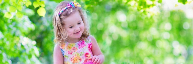 Colorful Easter Dresses for Women & Kids