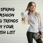 5 Spring Fashion Bag Trends in your Wish List