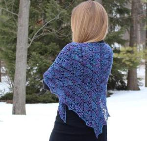 California Dreamin Shawl Kit