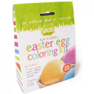 Glob Natural Easter Egg Coloring Kit from Magic Beans