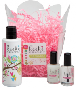 Keeki Pure & Simple Essentials Gift Pack