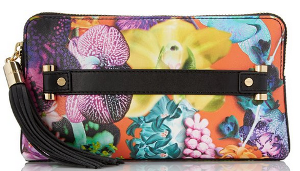 MILLY Tropical Orchid Clutch