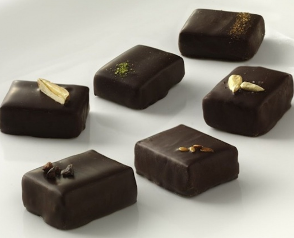 Vegan Dark Chocolate Truffle Assortment
