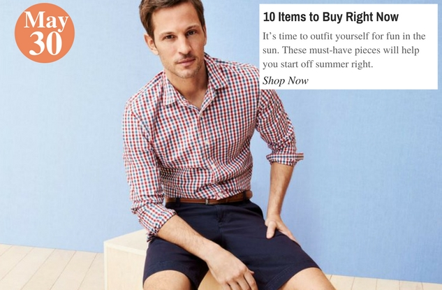 10 Items to Buy Right Now