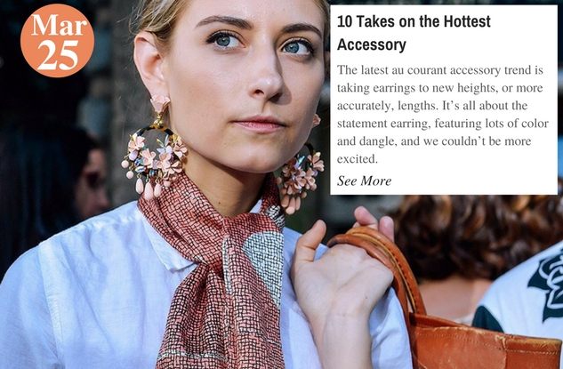 10 Takes on the Hottest Accessory