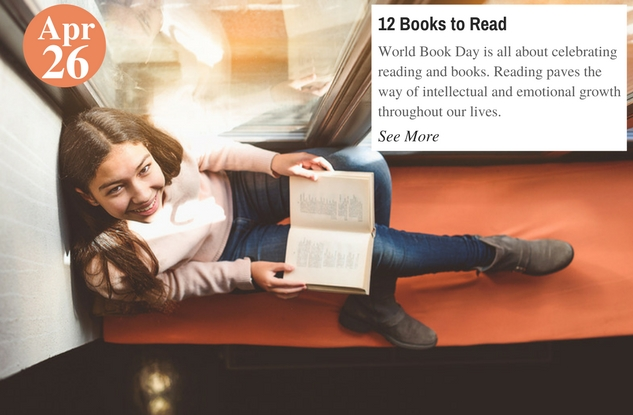 12 Books to Read