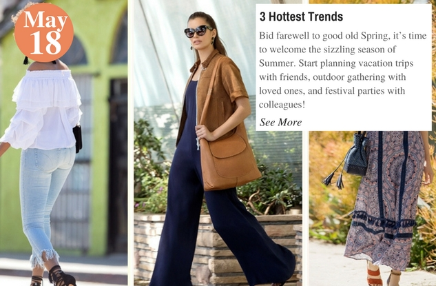 3 Hottest Trends