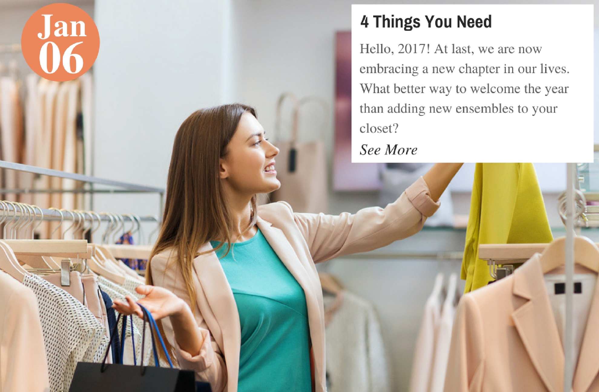 4 Things You Need