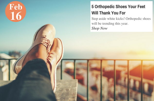 5 Orthopedic Shoes Your Feet Will Thank You For