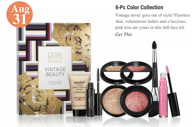 6-Pc Color Collection
