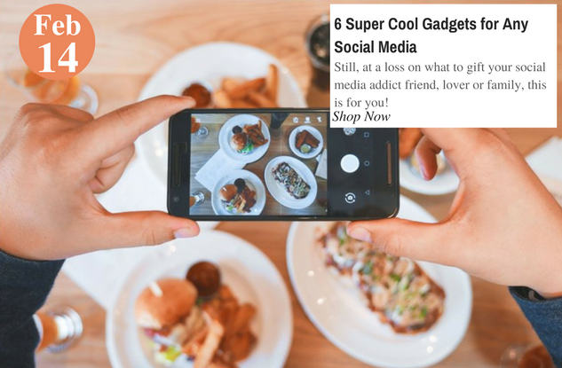 6 Super Cool Gadgets for Any Social Media