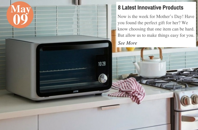 8 Latest Innovative Products