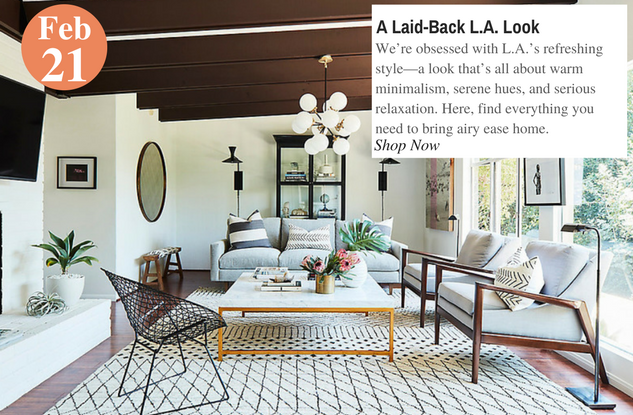 A Laid-Back L.A. Look
