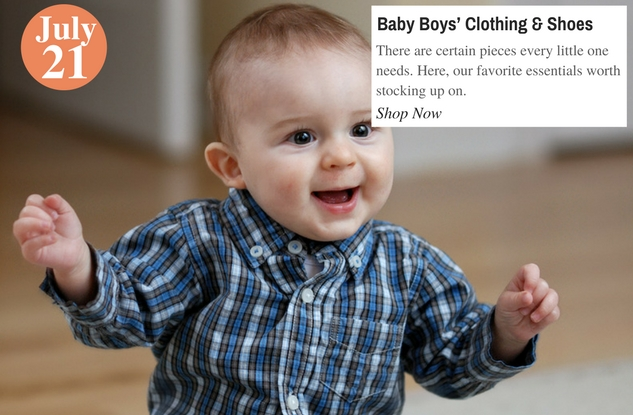 Baby Boys' Clothing & Shoes