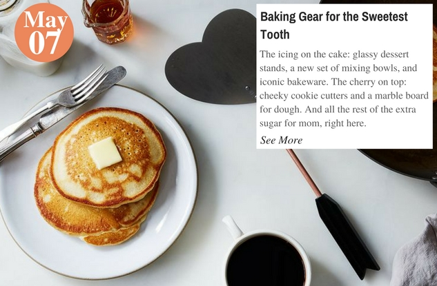 Baking Gear for the Sweetest Tooth