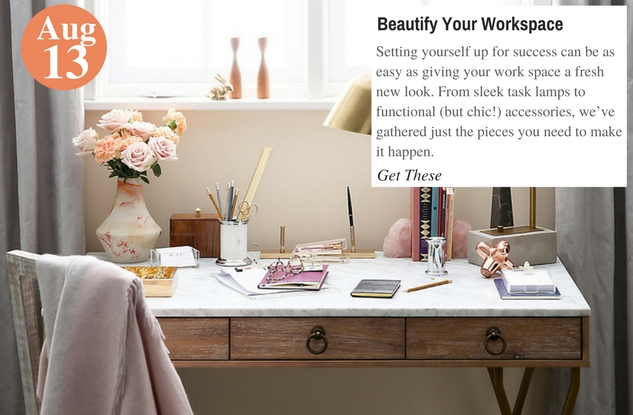 Beautify Your Workspace
