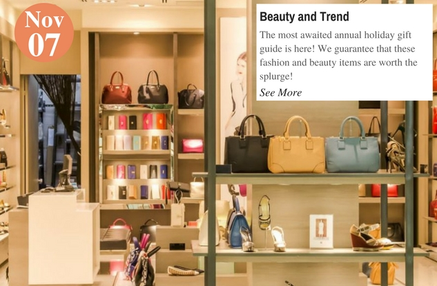 Beauty and Trend