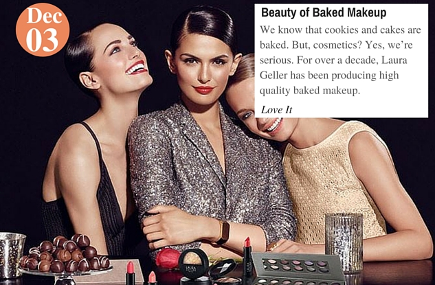 Beauty of Baked Makeup