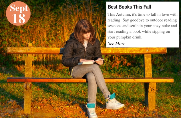 Best BooksTthis Fall