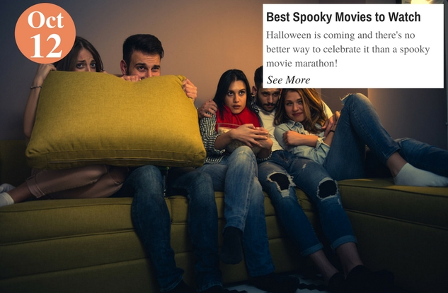 Best Spooky Movies to Watch