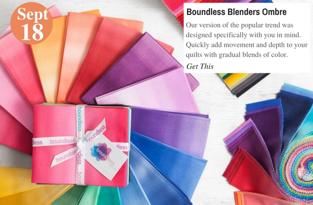 Boundless Blenders Ombre