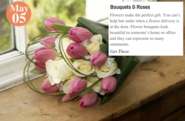 Bouquets & Roses
