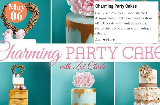 Charming Party Cakes