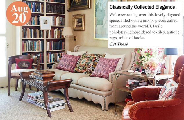 Classically Collected Elegance