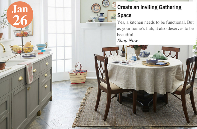 Create an Inviting Gathering Space