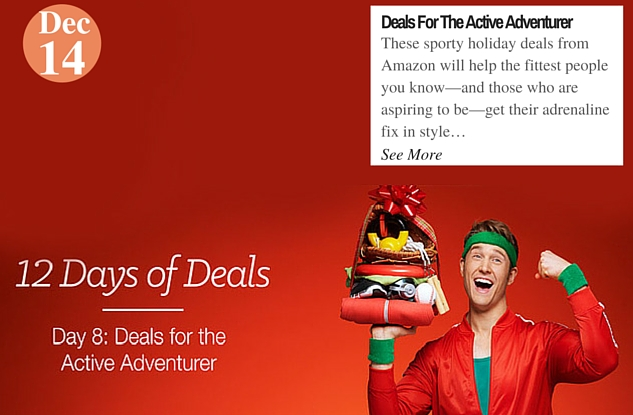 Deals For The Active Adventurer