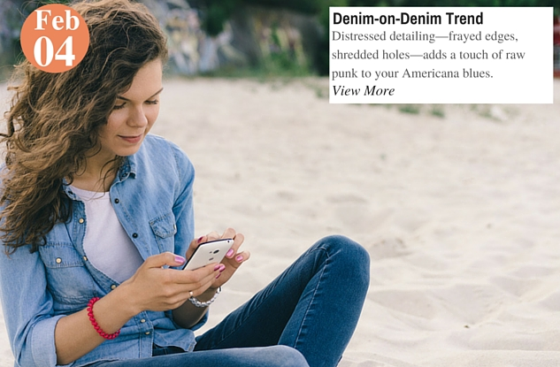 Denim-on-Denim Trend