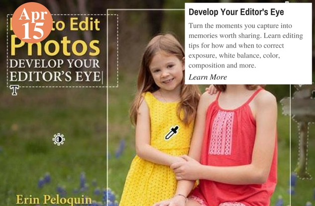 Develop Your Editor's Eye